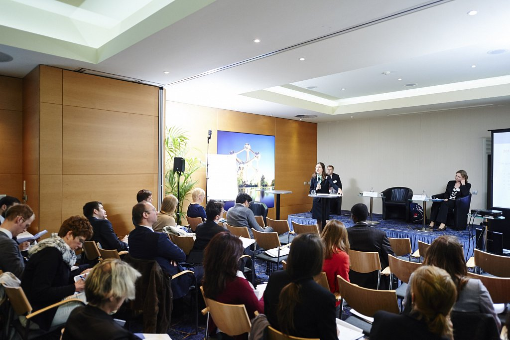 Financial Instruments for delivery of the ERDF and the Cohesion Fund, Brussels, 27 May 2015