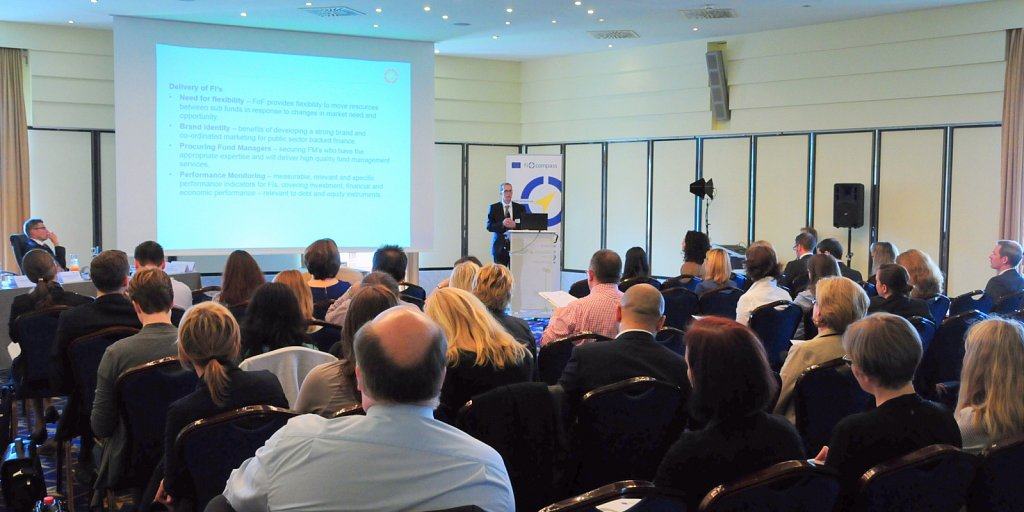 David Read and event participants