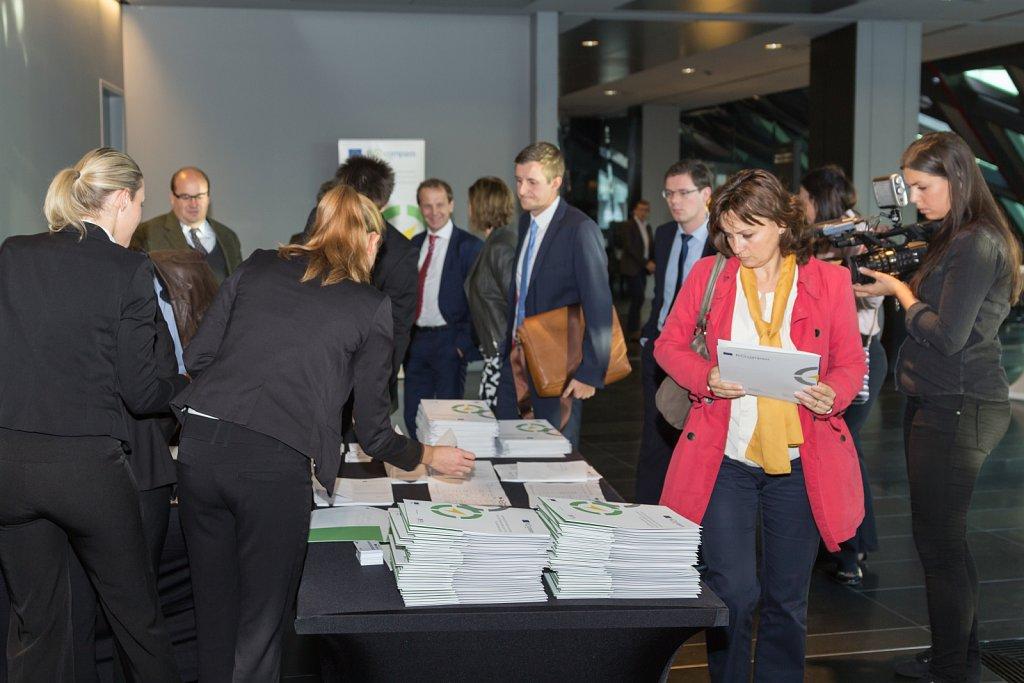 Participant registration
