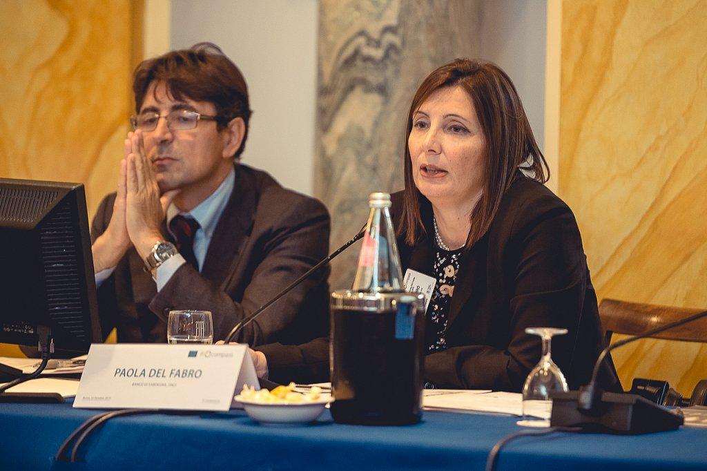 Paola del Fabro, Filippo Granara