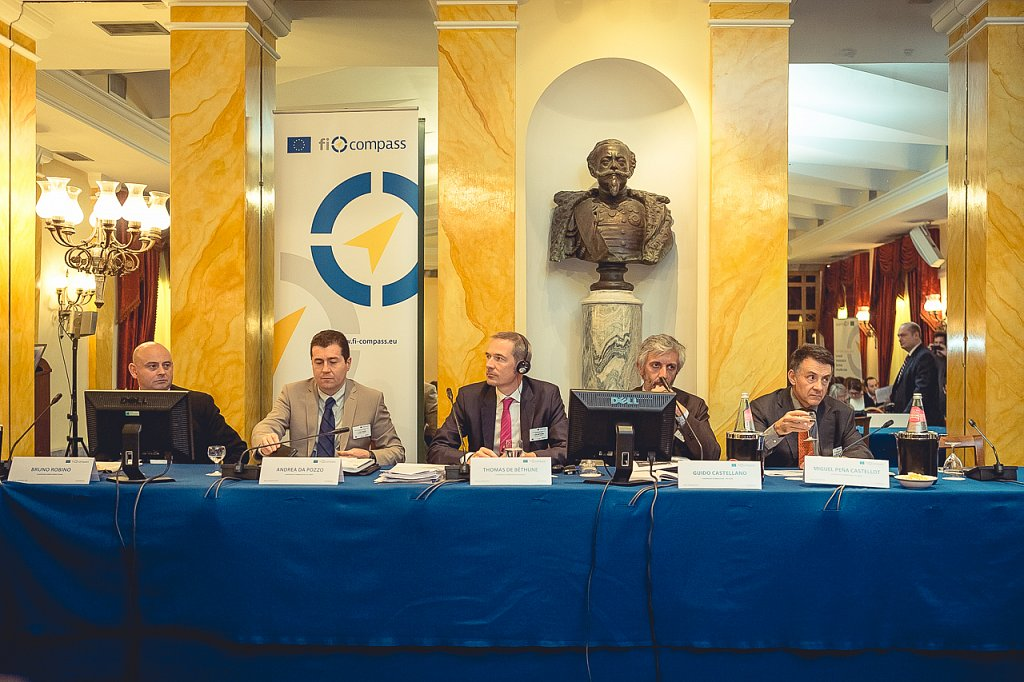 Representatives of the European Commission,  Bruno Robino