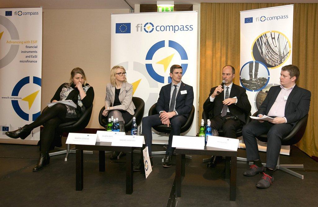 Marta Leśniak, Agata Matusiak, Gedas Janėnas, Luigi Amati, Michał Kopeć