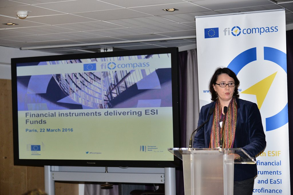 Financial Instruments delivering ESI Funds, Paris, 22 March 2016