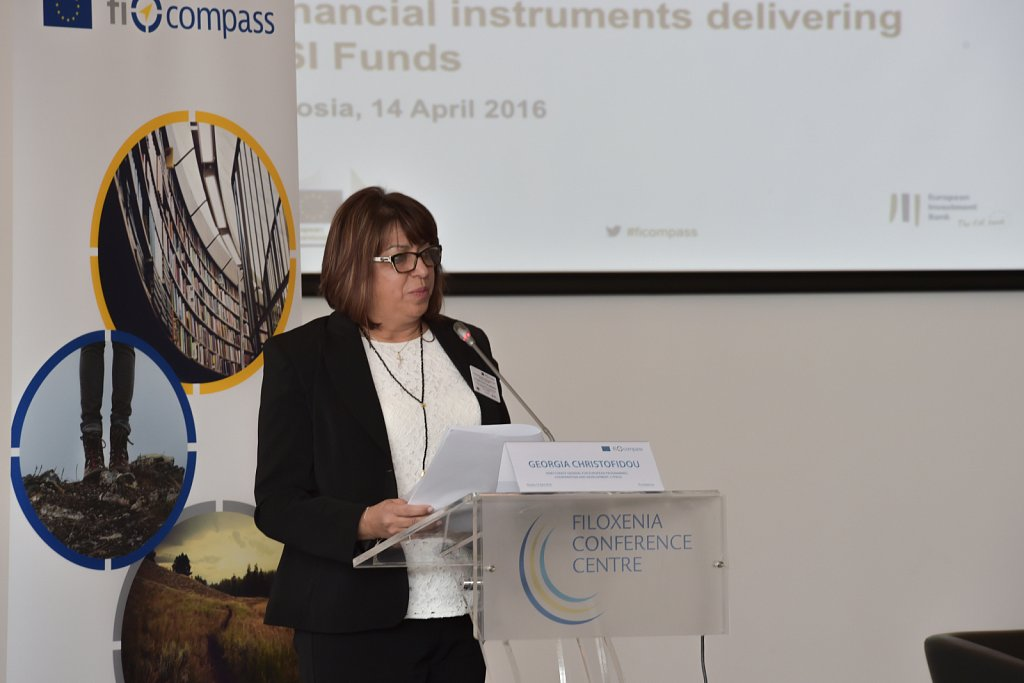 Financial Instruments delivering ESI Funds, Nicosia, 14 April 2016