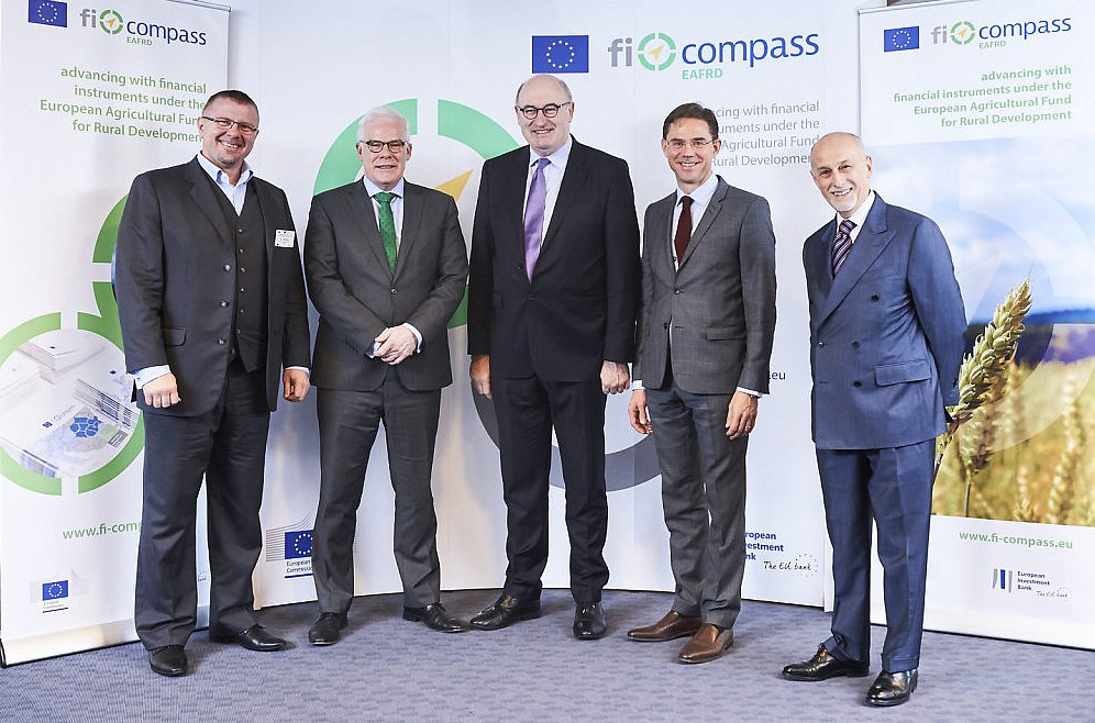 Second EU fi-compass conference on EAFRD financial instruments for agriculture and rural development in 2014-2020, Brussels, 25 November 2016