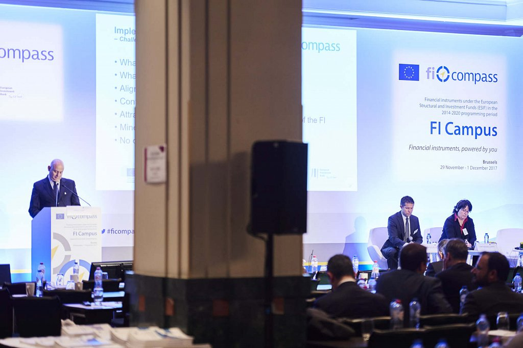 Case Study presentation: Enhancing the competitiveness of SMEs: Financial Instruments in Thuringia, Germany