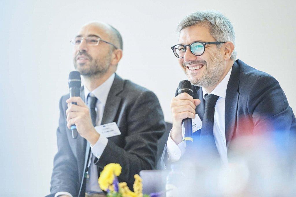 Mr Giovanni Familiari, Mr Salvatore Vescina