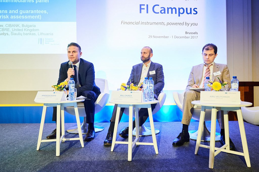 Mr Mindaugas Rudys, Mr William Church, Mr Kiril Velitchkov