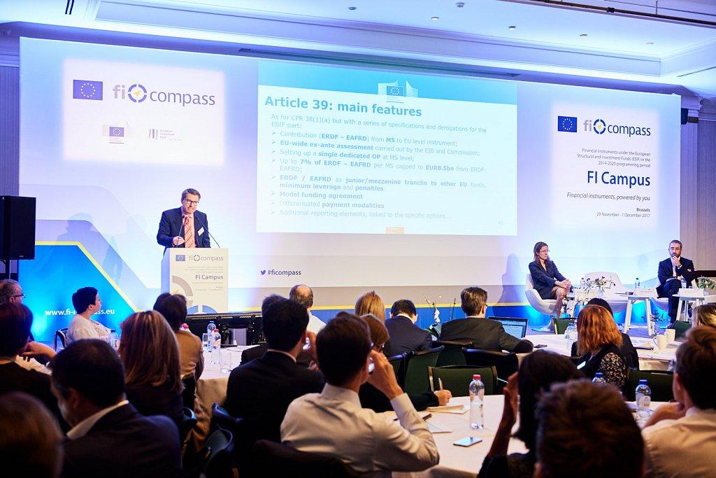 EC Guidance presentation: Combination of support (including ESIF-EFSI)