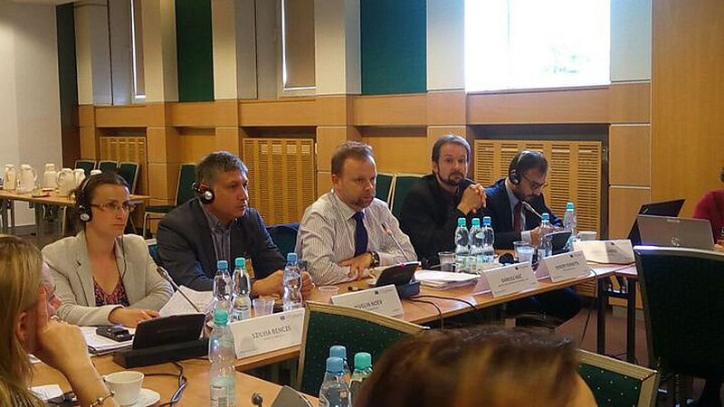 Mr Dariusz Nieć - Closing remarks
