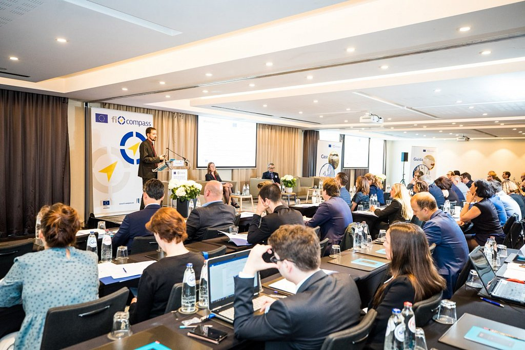 fi-compass event 'Financial intermediaries and ESIF financial instruments – working with managing authorities on loan and guarantee instruments', 25 - 26 June 2018, Brussels
