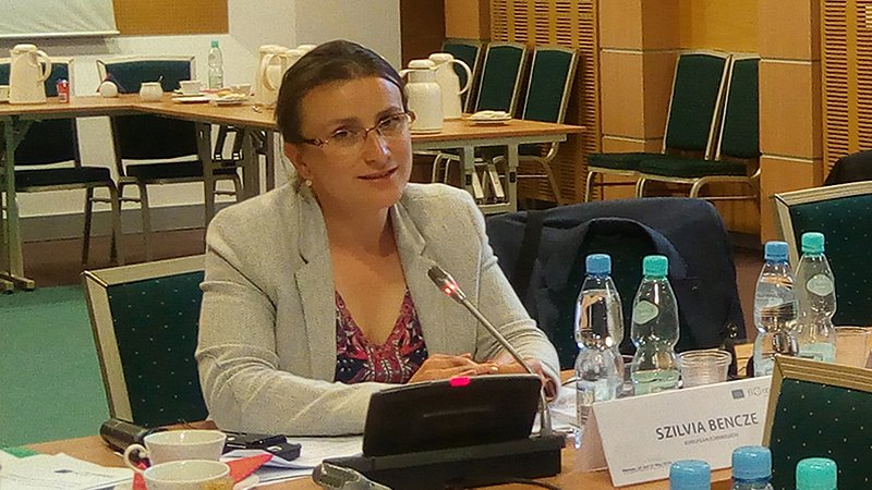 Ms Szilvia Bencze