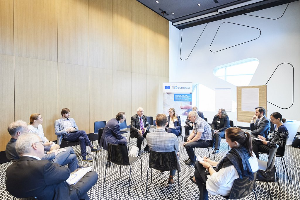 Discussion session A – Support for research, development and innovation