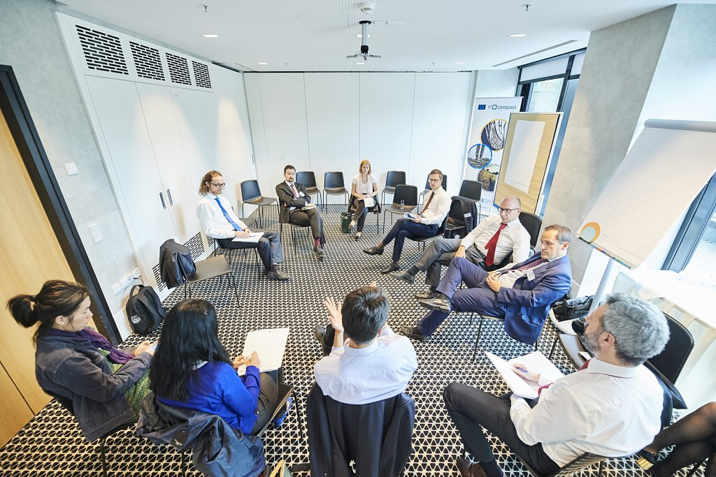 Discussion session C – Support for low carbon economy