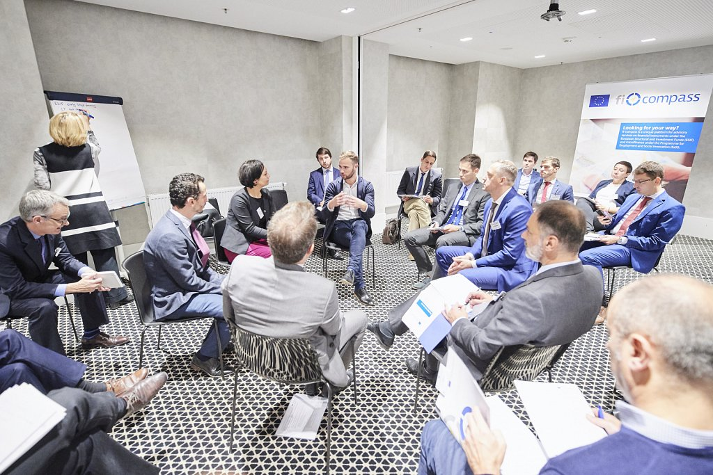 Discussion session D – How to develop the VC ecosystem