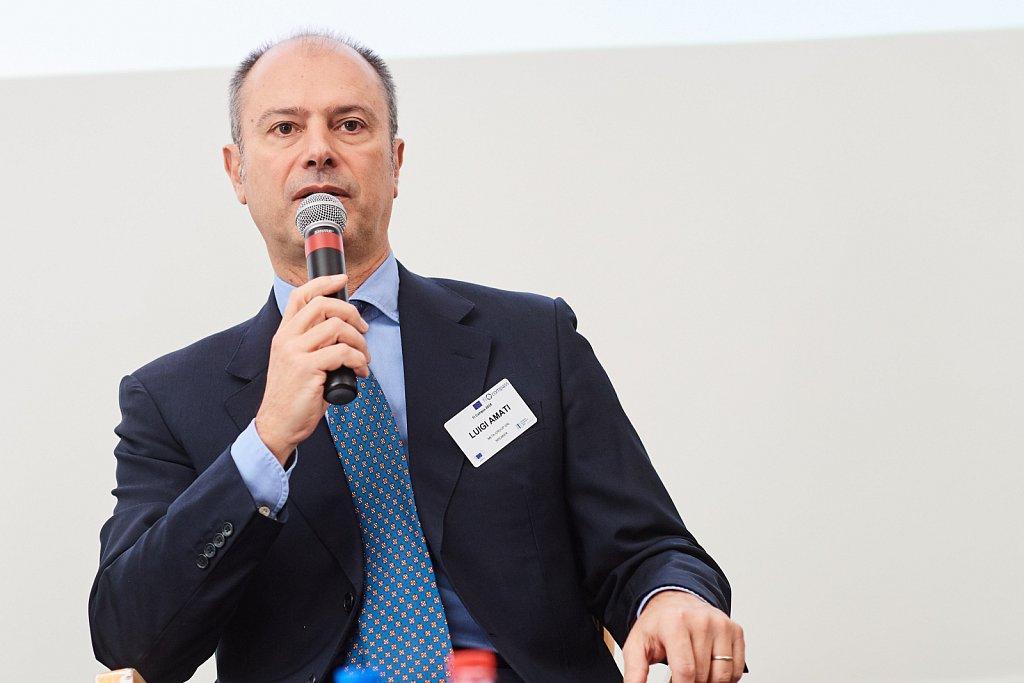 Mr Luigi Amati