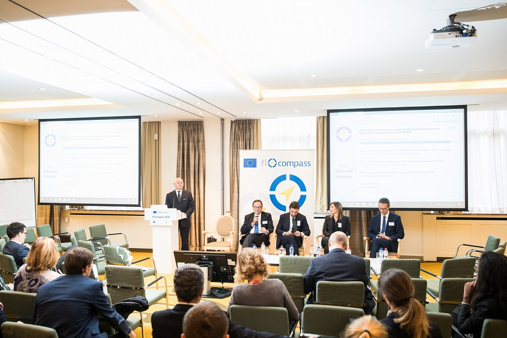 Case study presentation: financial instruments supporting RD&I (MIUR/Occitanie)