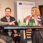 Ando Siitam, European Investment Bank; Sabine Zillmer, fi-compass expert